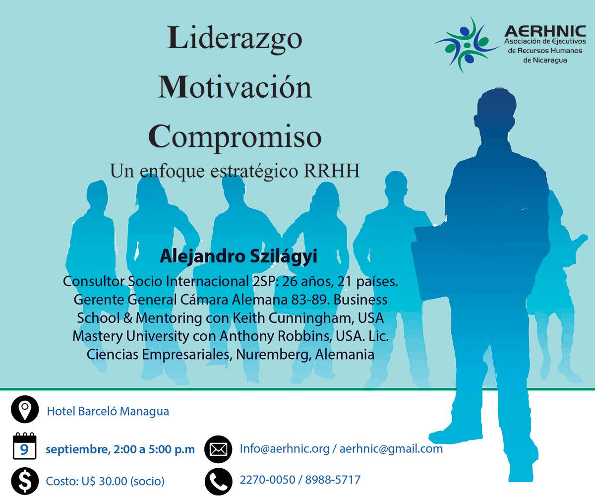 Liderazgo, Motivación, Compromiso - Un enfoque estratégico RRHH
